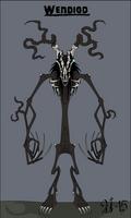 Horror Characters: Wendigo