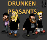 Drunken Peasants Pixel Group