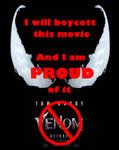Boycott Venom Movie by KurvosVicky
