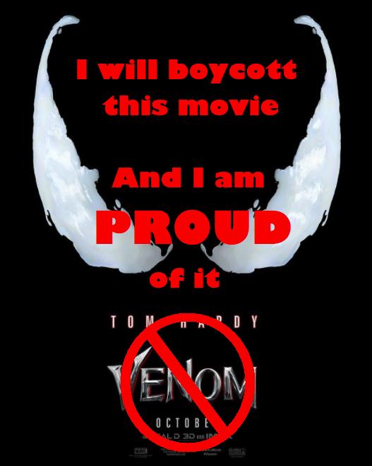 Boycott Venom Movie