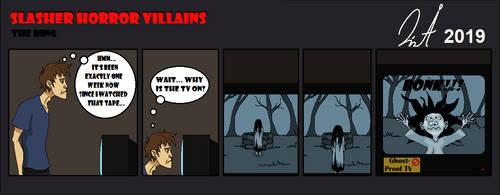 SHV: The Ring (parody comic)