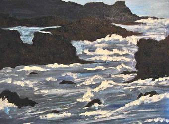 Waves of Oregon