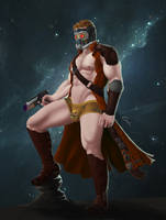 Starlord by gabo-art