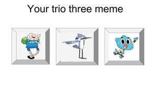 My Trio Three (CN Style)