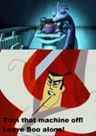 Samurai Jack Rescues Boo
