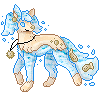 Pts Com - Sakana - Mini Pixel by LeaTenshi