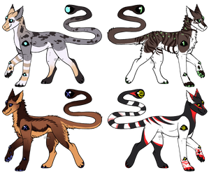 CLOSED - Meyster Adopts!