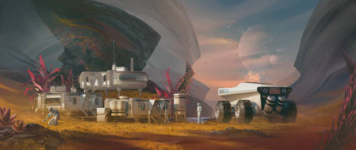 Research Outpost