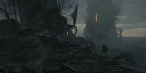 Misty Ruins