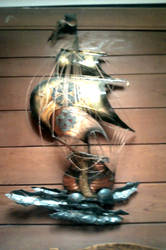 Jerry Sailor Ship by MissVenenoDeAmor