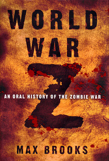 World War Z book cover by Thrax-play