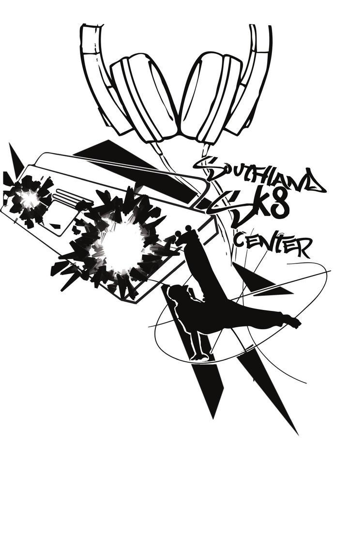 southland skate center shirt by alpha mon on deviantart