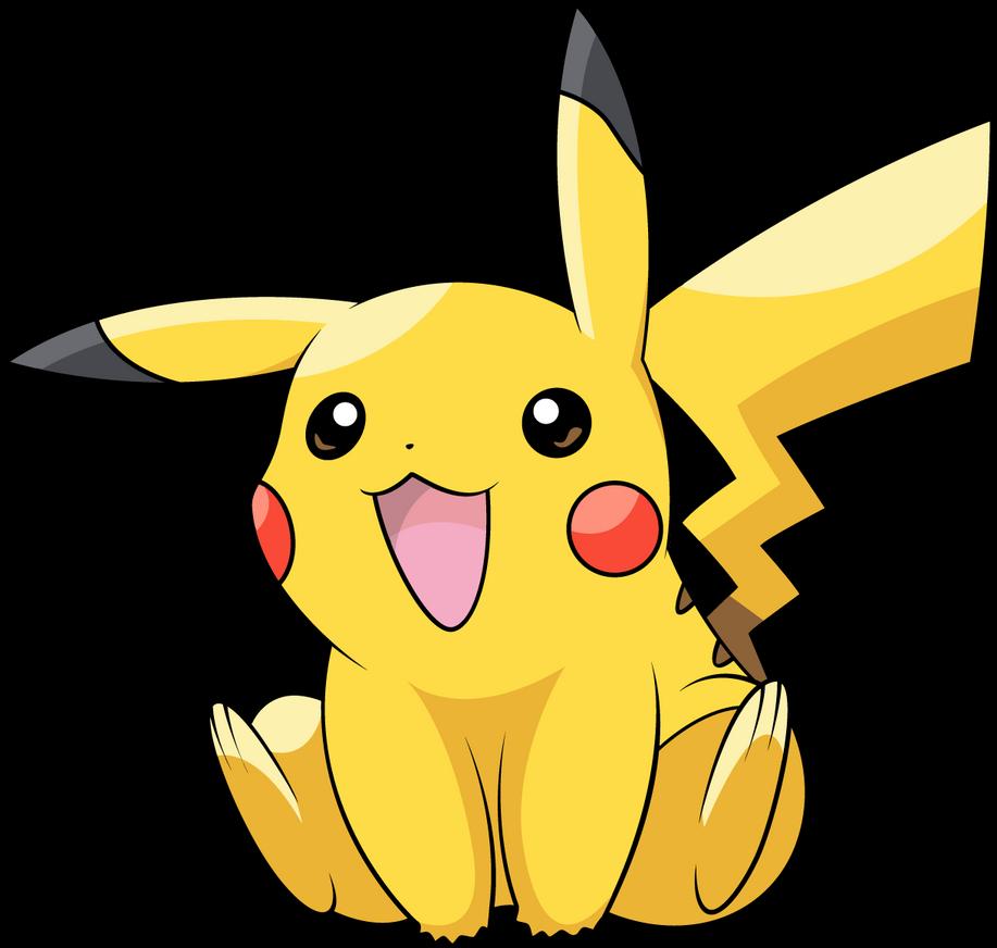 Pikachu Transparent Png Www Imgkid Com The Image Kid Has It