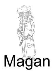 Magan by vator69