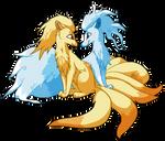 ninetales duo