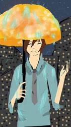 Rain by FireTrinity