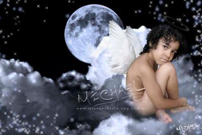 Erick my Little ANGEL by Michael-David