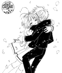 Render Sakura and Shaoran: Chisaki Editions