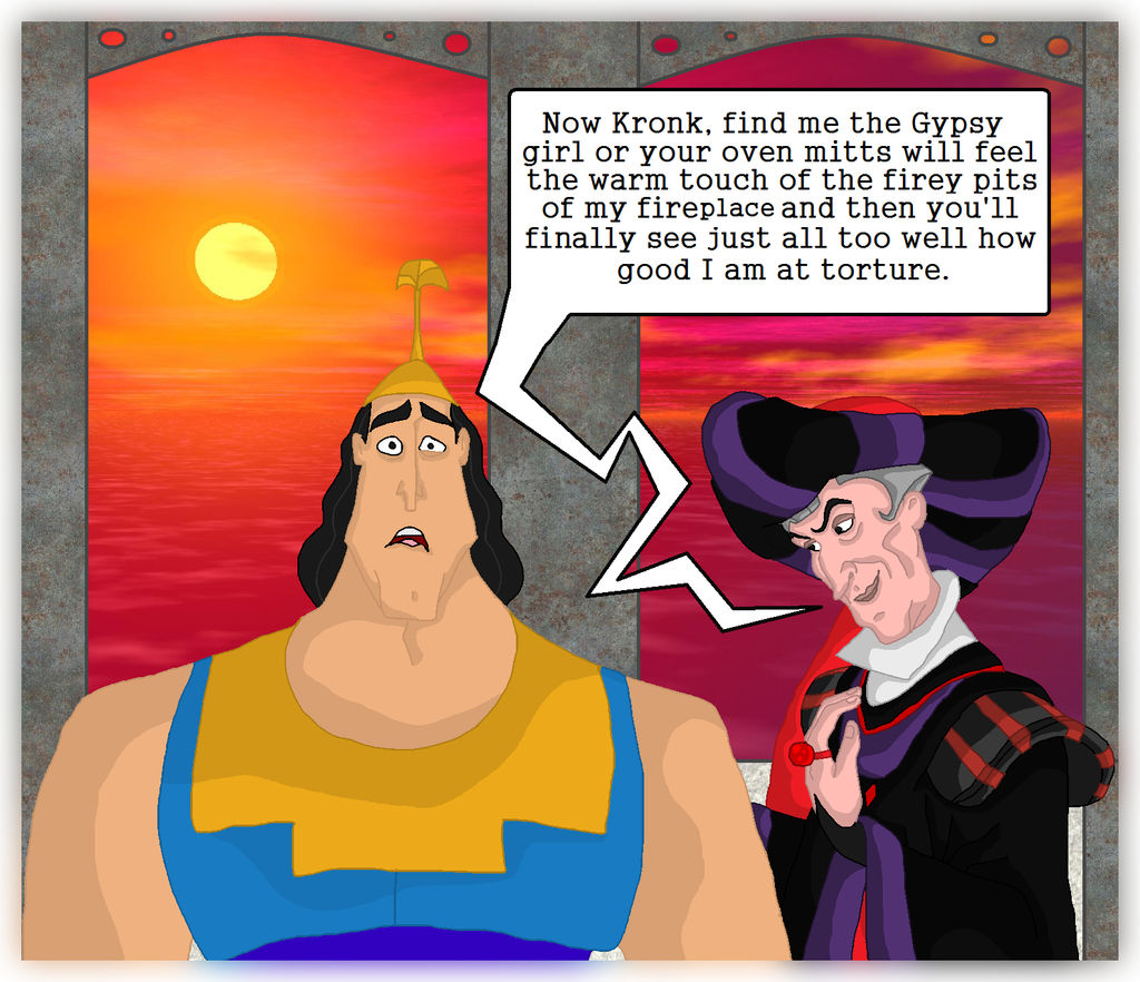 Kronk's 13th Temp Job by andy-pants on DeviantArt
