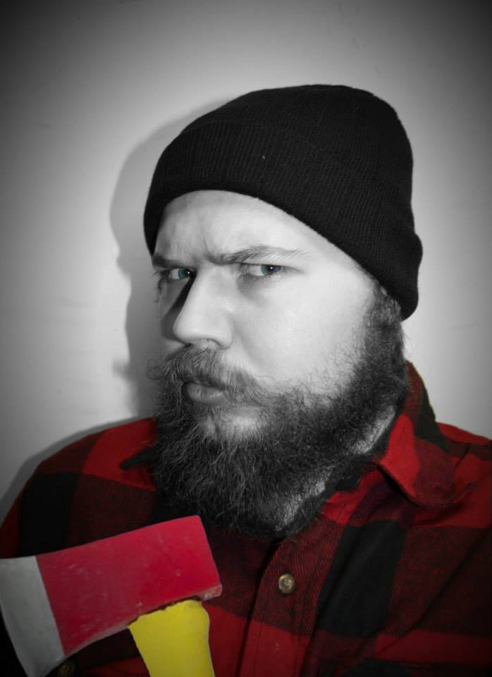 Portrait of a Lumberjack by andy-pants