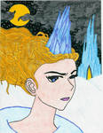 Jadis, the White Witch by andy-pants