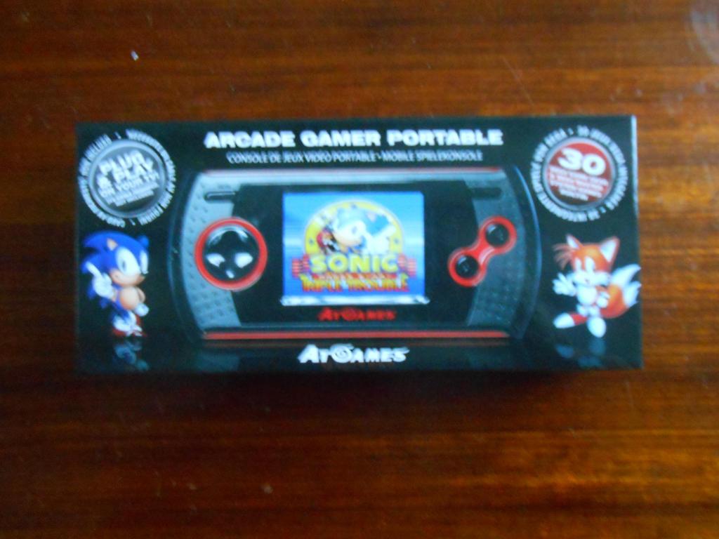 Atgames arcade gamer portable by boomsonic514 on deviantart for Gamer v portable