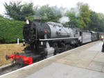 KWVR: 5820 at Oxenhope