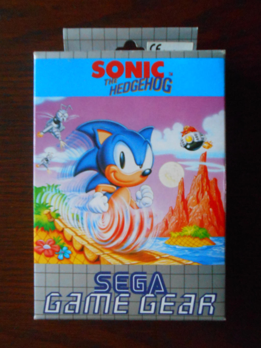 Sonic The Hedgehog Game Gear By Boomsonic514 On Deviantart