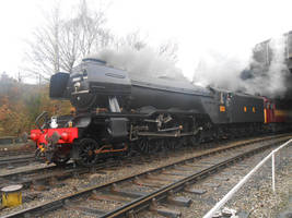 ELR: LNER 4472 at Bury Bolton Street by BoomSonic514
