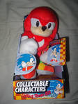 Knuckles Large Impact Plushie by BoomSonic514