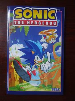 IDW Sonic Comics Volume 1