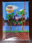 Sonic Lenticular Notebook by BoomSonic514