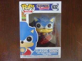 Classic Sonic Pop! Figure