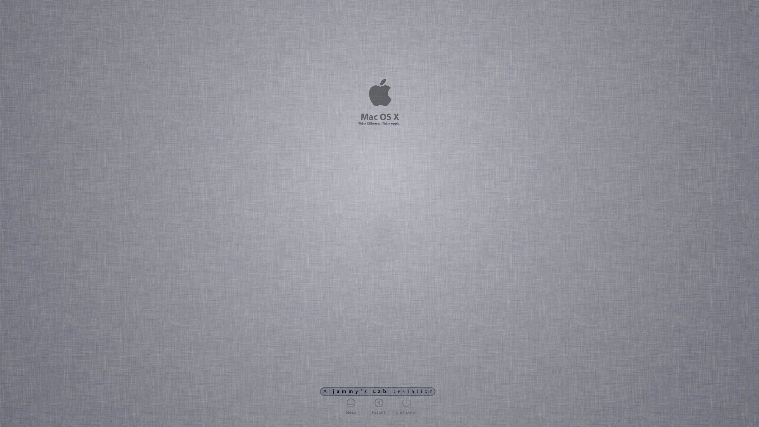 change logon background mac os x lion