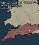 Wessex Civilization V Map Art