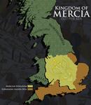 Mercia Civilization V Map Art