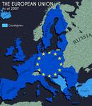 EU Civilization V Map Art