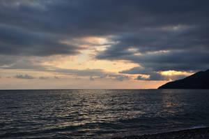 Sea Coast by Blazemorioz