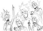 Rick Sketches