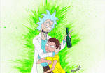 Give Me a Hug, Morty...