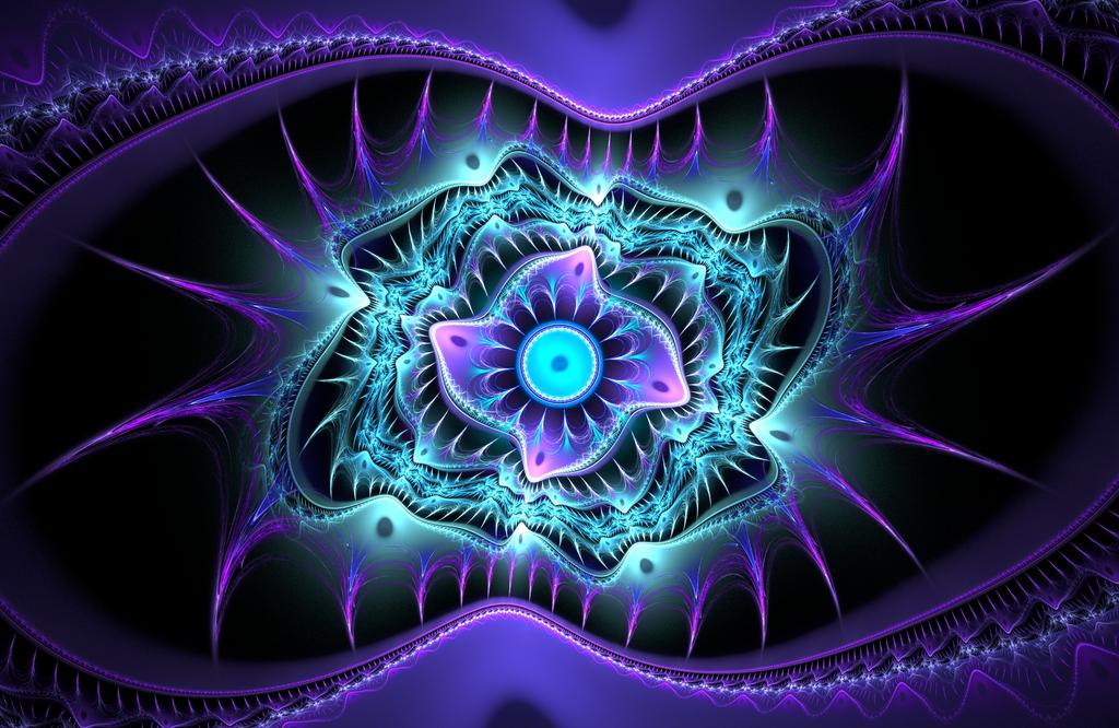Cosmic Protozoan by Blazemorioz