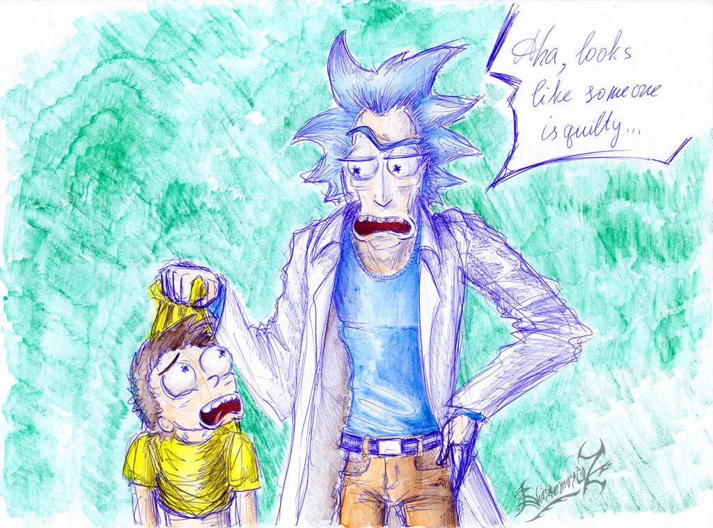 Bad Morty