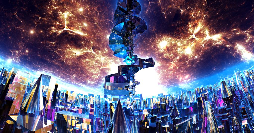 Under Infernal Sky by Blazemorioz