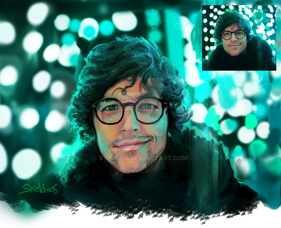 Photo study - KickthePJ by Stamios