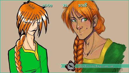 Improvement: 2002 vs 2018 Jasper