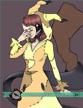 Pokemon - Mimikyuu Gijinka