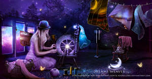Dreams Weaver - collaboration by tornadoeyesART
