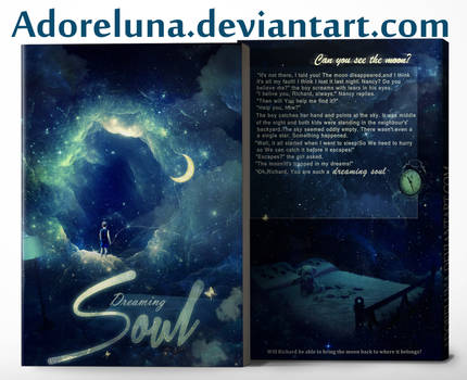 Dreaming Soul | BOOK COVER