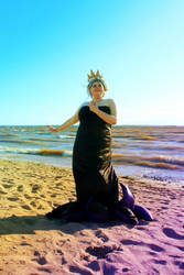 Mistress of the Sea (Ursula: Little Mermaid)