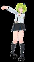 TDA School Girl Gumi Group DL by CutEyCopy